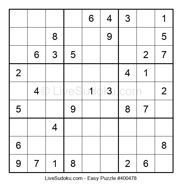 Beginners Puzzle #400478