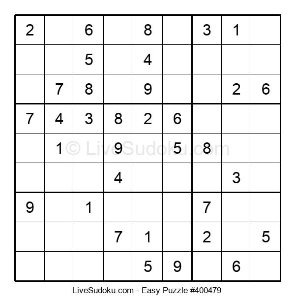 Beginners Puzzle #400479
