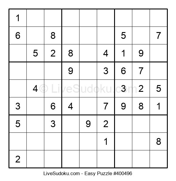 Beginners Puzzle #400496