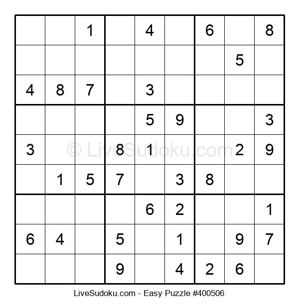 Beginners Puzzle #400506