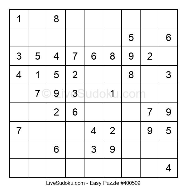 Beginners Puzzle #400509