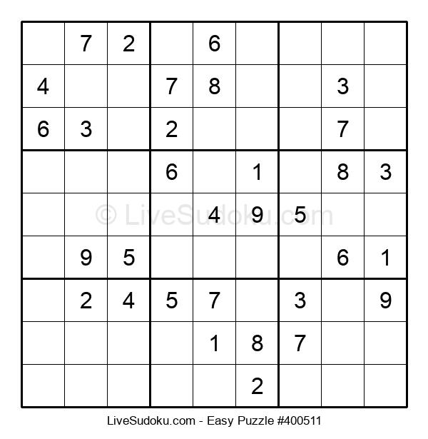Beginners Puzzle #400511