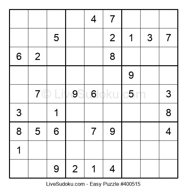 Beginners Puzzle #400515
