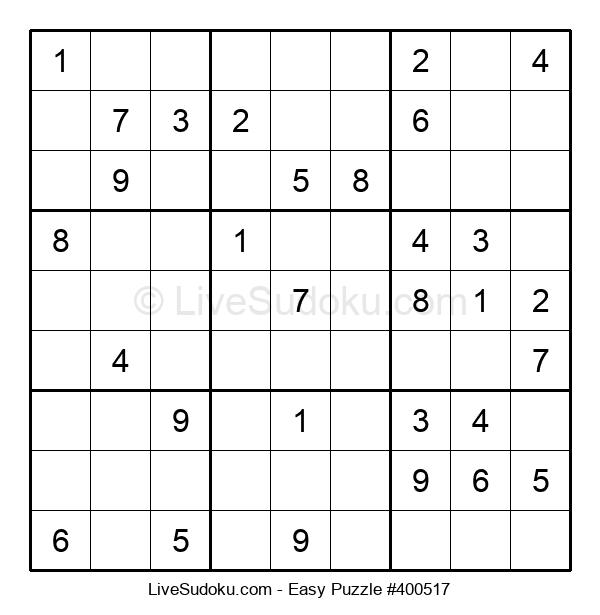 Beginners Puzzle #400517