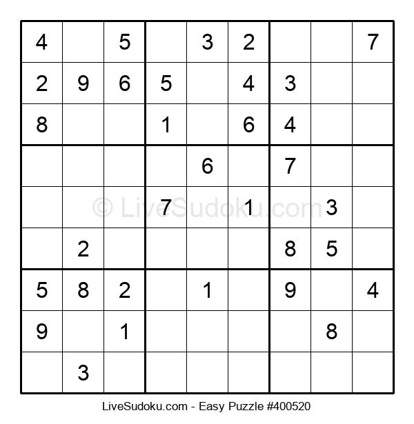 Beginners Puzzle #400520
