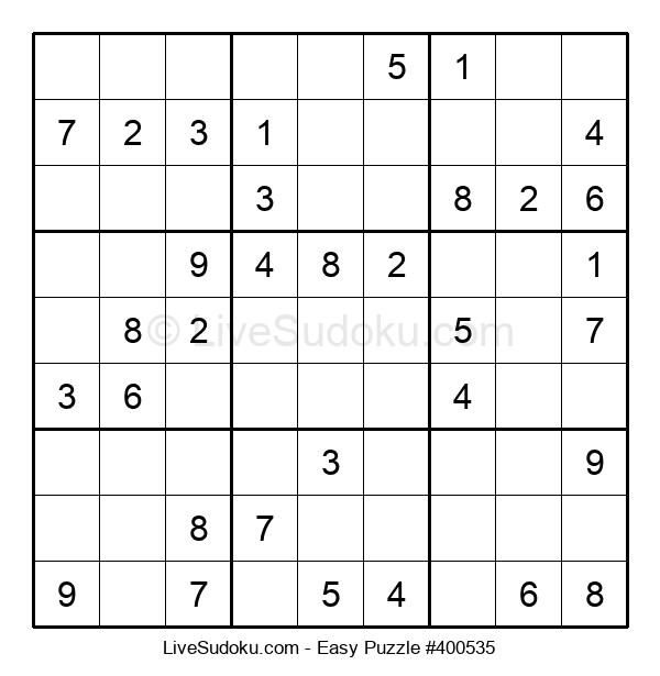 Beginners Puzzle #400535