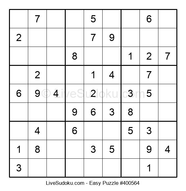 Beginners Puzzle #400564