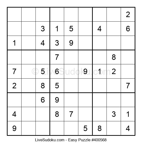 Beginners Puzzle #400568