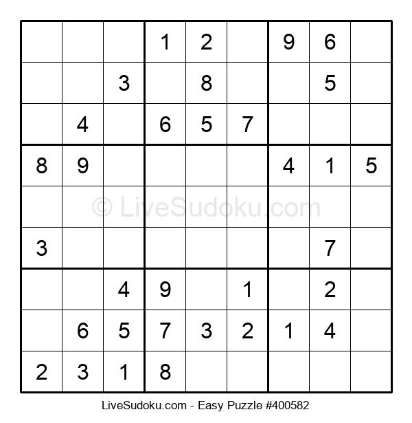 Beginners Puzzle #400582