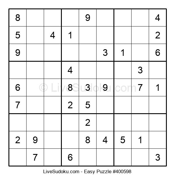 Beginners Puzzle #400598