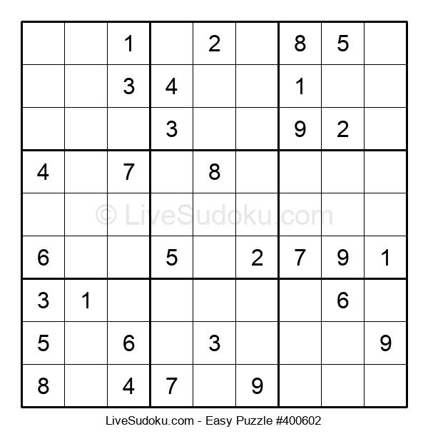 Beginners Puzzle #400602