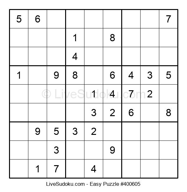 Beginners Puzzle #400605