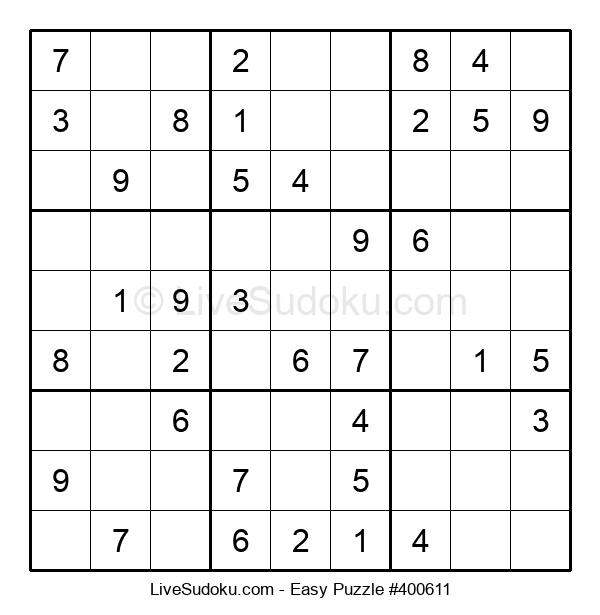 Beginners Puzzle #400611