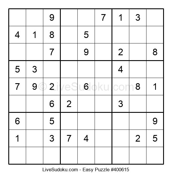 Beginners Puzzle #400615