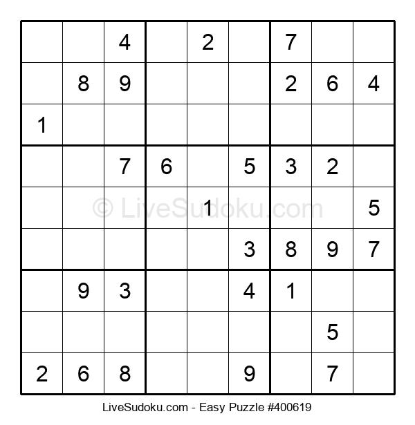 Beginners Puzzle #400619