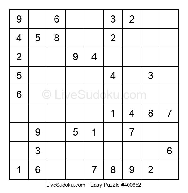 Beginners Puzzle #400652