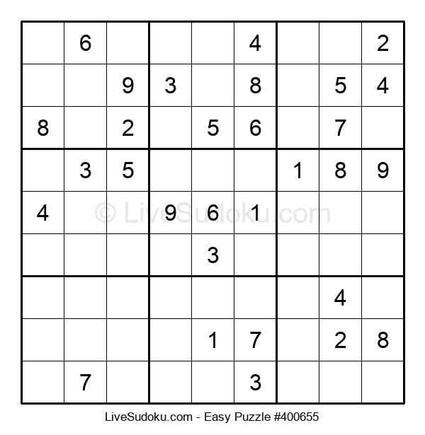 Beginners Puzzle #400655
