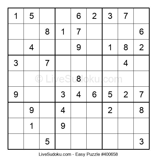 Beginners Puzzle #400658