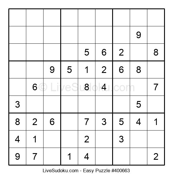 Beginners Puzzle #400663