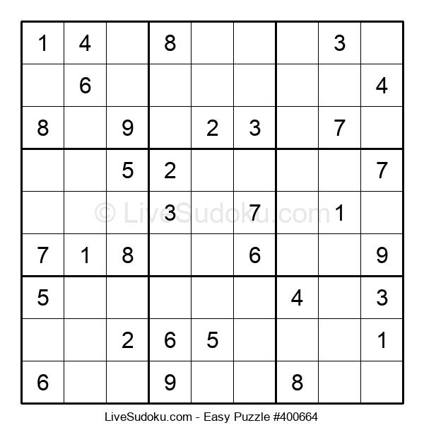Beginners Puzzle #400664
