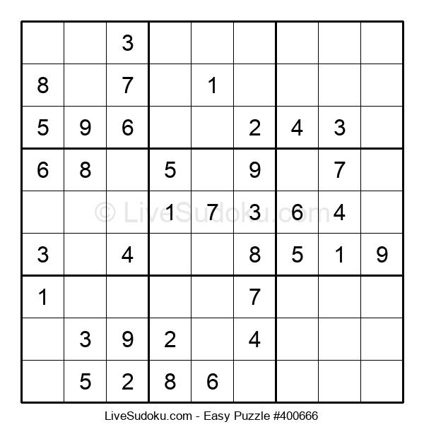 Beginners Puzzle #400666