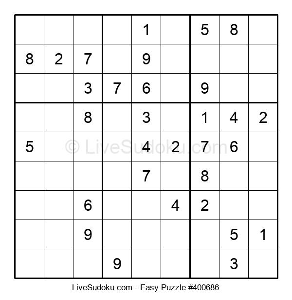 Beginners Puzzle #400686
