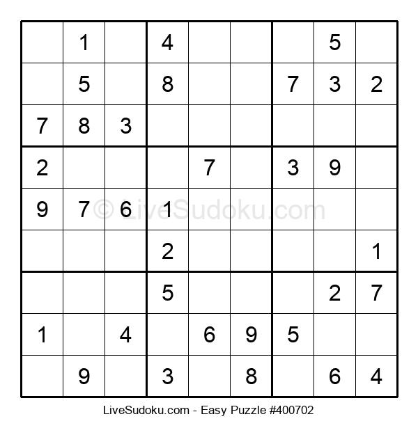 Beginners Puzzle #400702