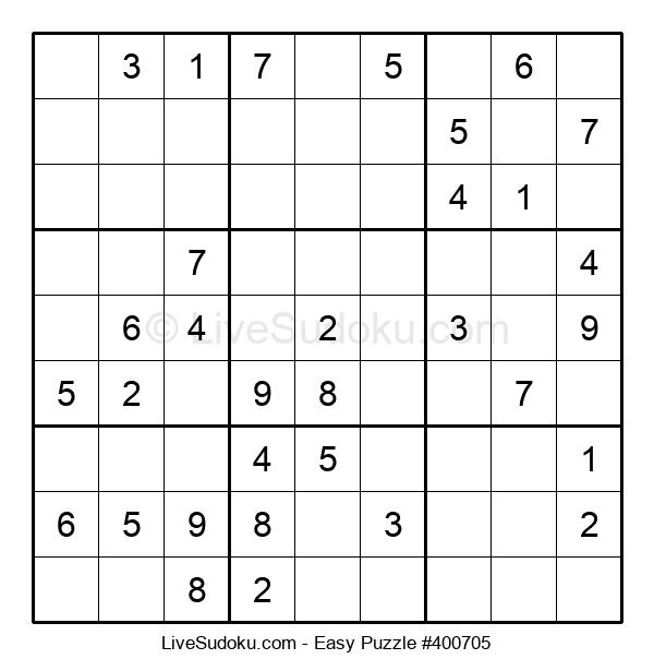 Beginners Puzzle #400705