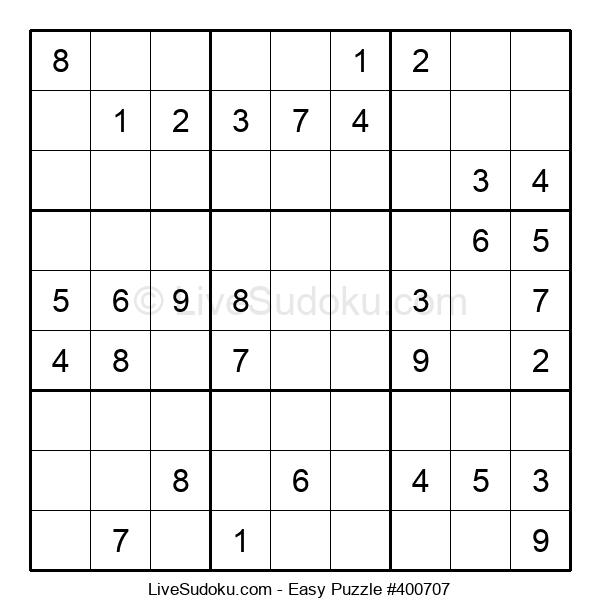 Beginners Puzzle #400707