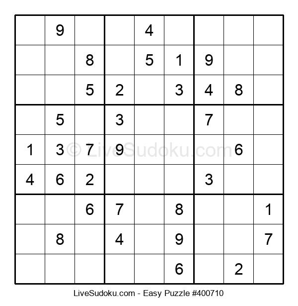 Beginners Puzzle #400710