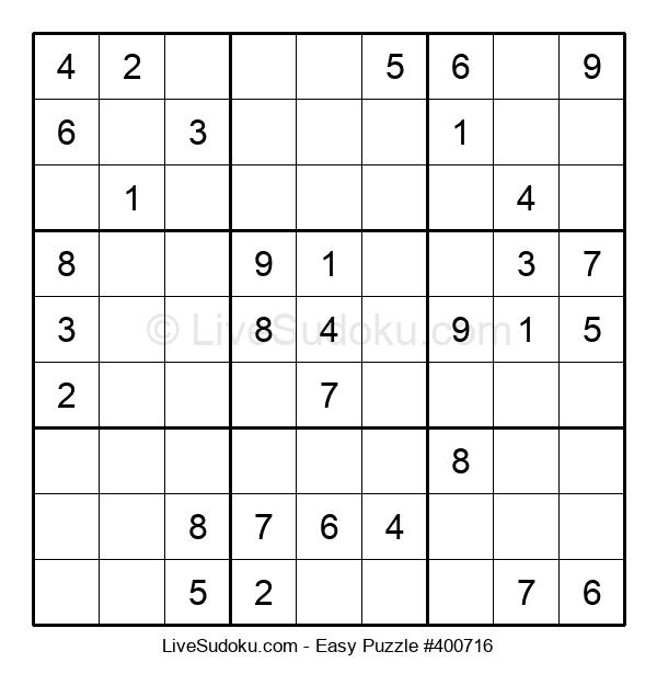 Beginners Puzzle #400716