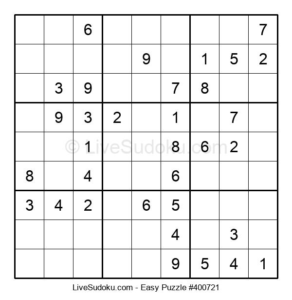 Beginners Puzzle #400721