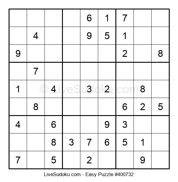 Beginners Puzzle #400732