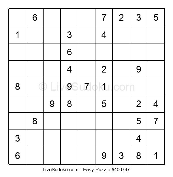 Beginners Puzzle #400747