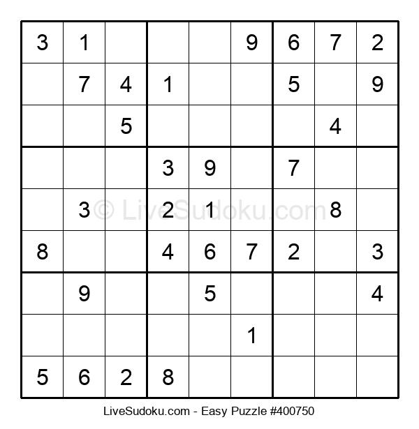 Beginners Puzzle #400750
