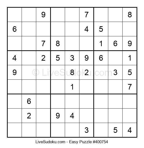 Beginners Puzzle #400754