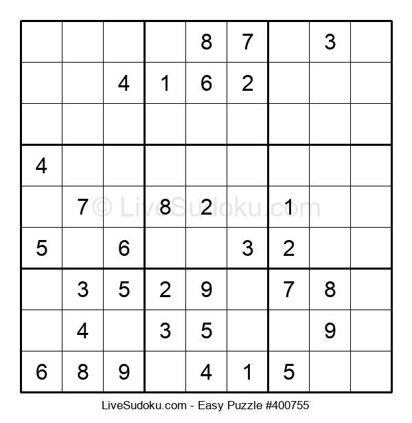 Beginners Puzzle #400755