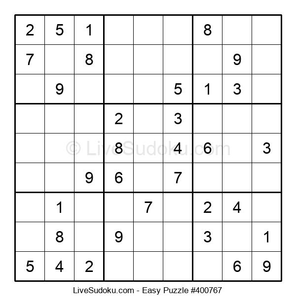 Beginners Puzzle #400767
