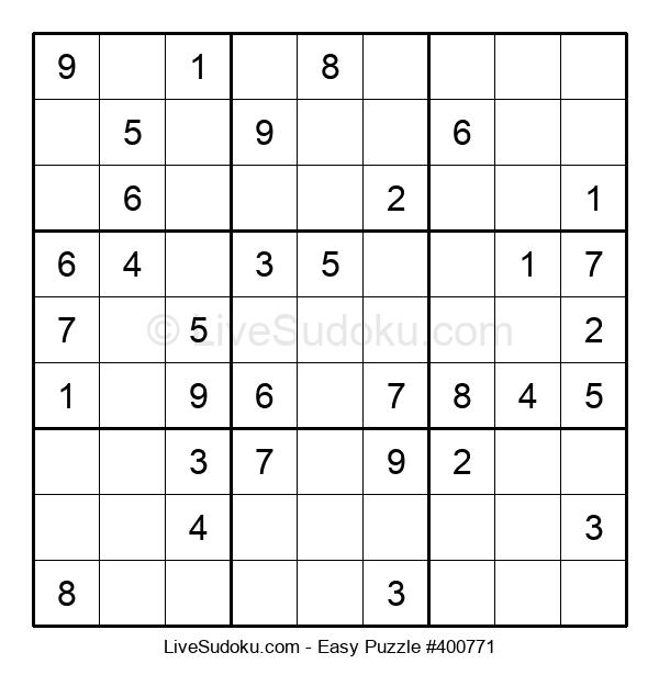 Beginners Puzzle #400771
