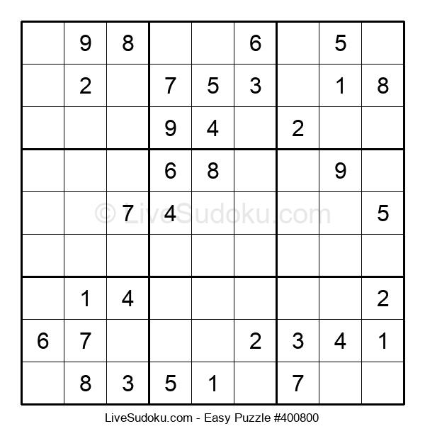 Beginners Puzzle #400800