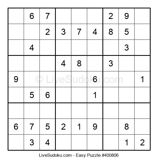 Beginners Puzzle #400806