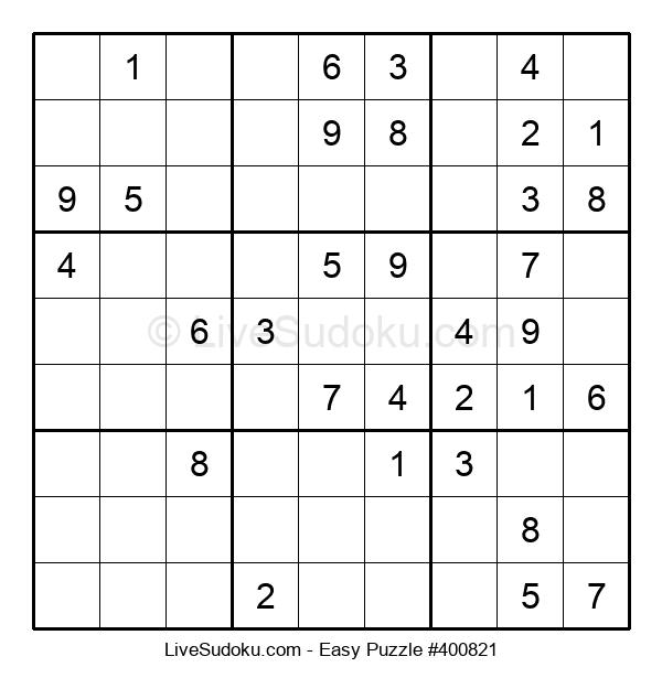 Beginners Puzzle #400821