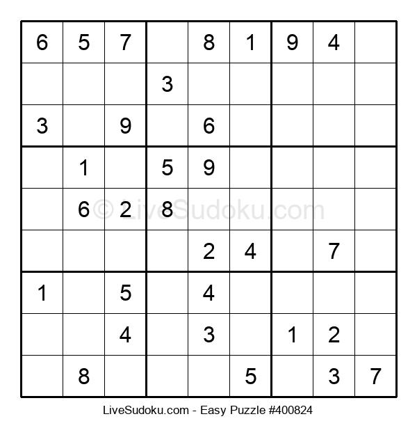 Beginners Puzzle #400824