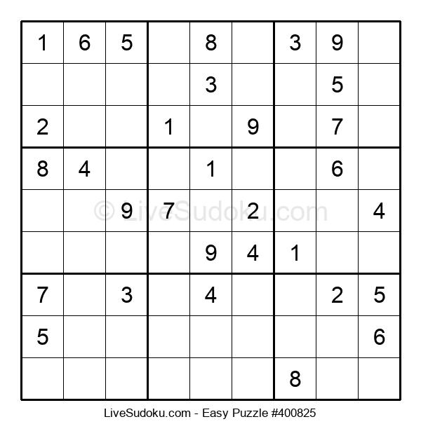 Beginners Puzzle #400825