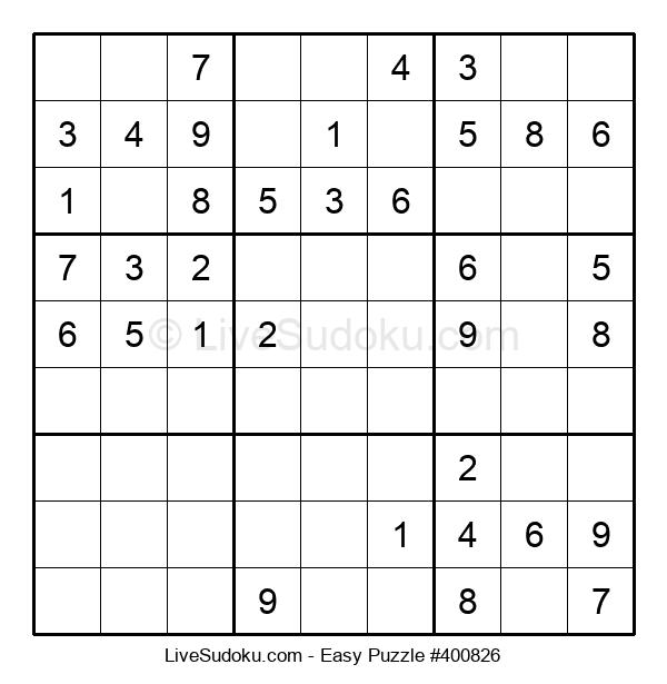 Beginners Puzzle #400826