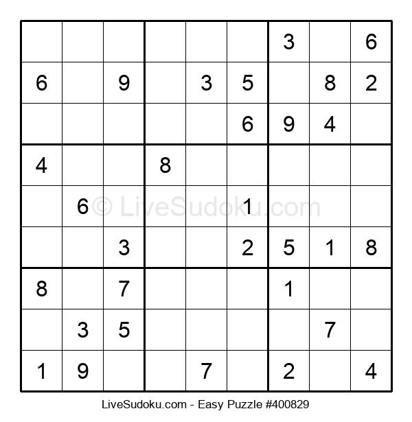 Beginners Puzzle #400829