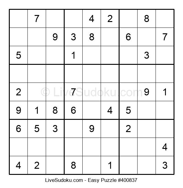 Beginners Puzzle #400837