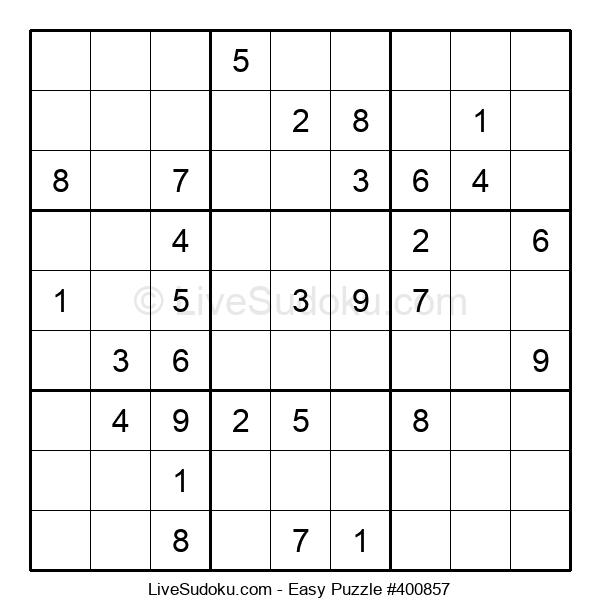 Beginners Puzzle #400857