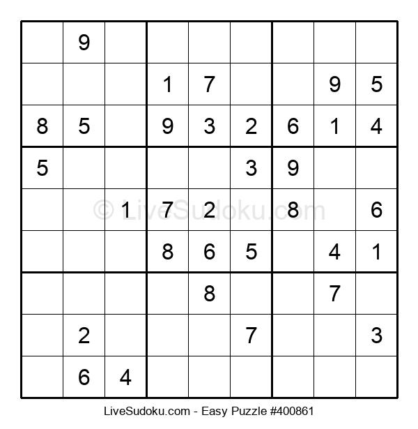 Beginners Puzzle #400861