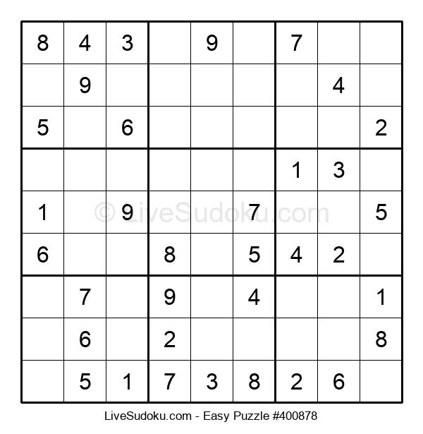 Beginners Puzzle #400878